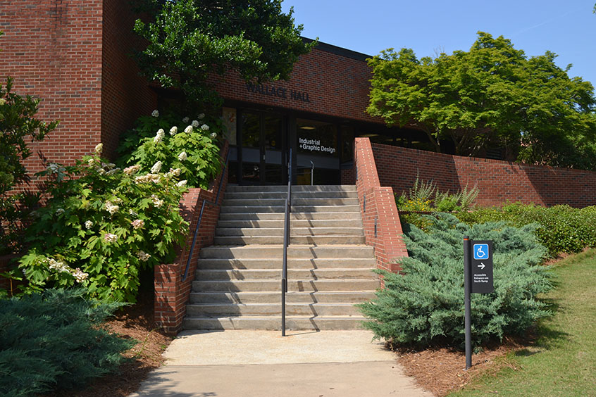 AU Facilities Management   Wallace Hall Building Profile