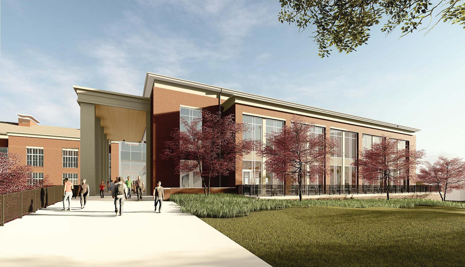 Au Facilities Management Central Dining Hall Project Profile