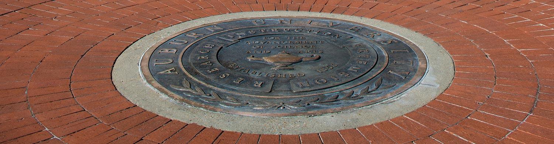 The Auburn University seal