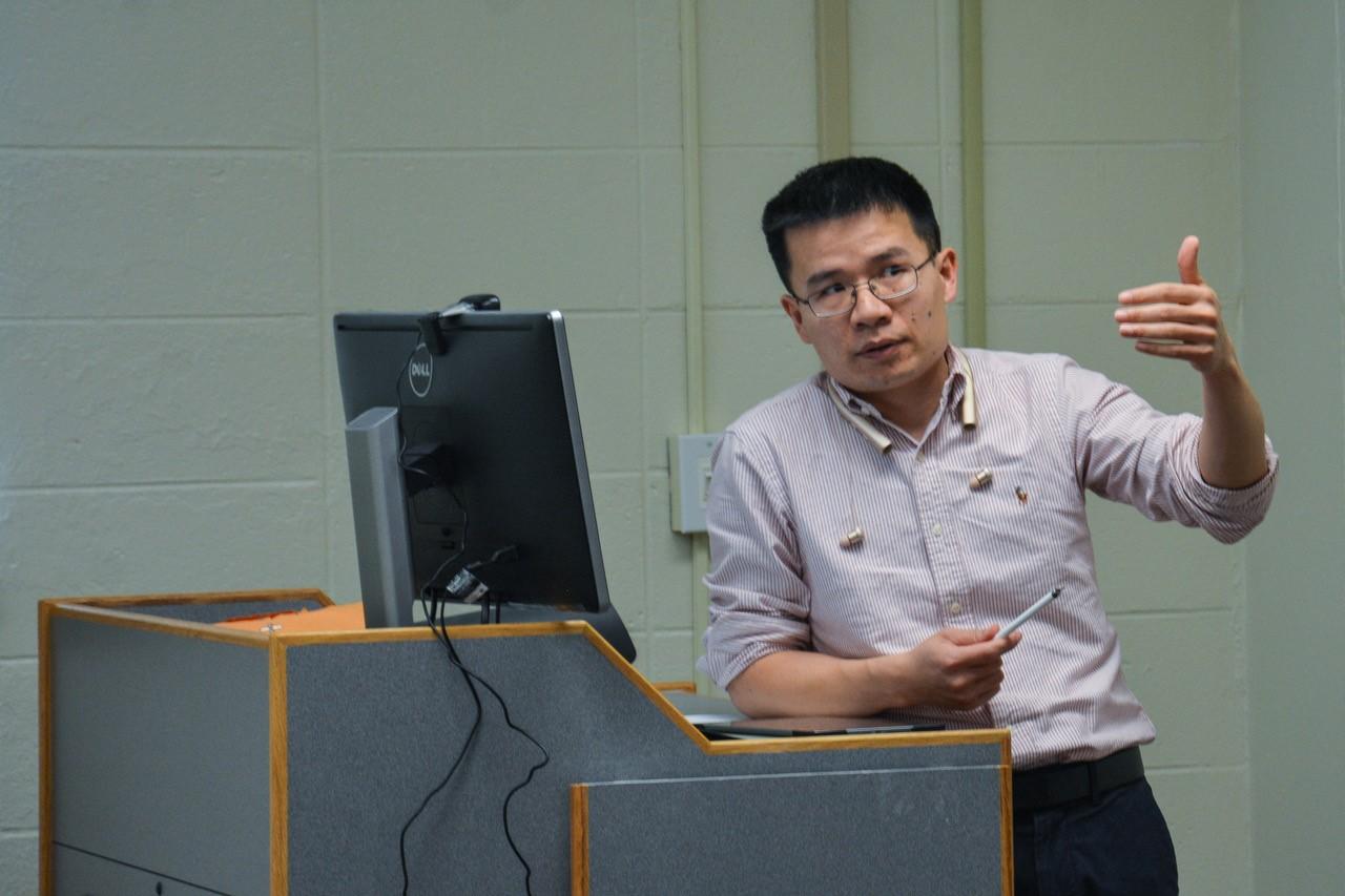 Junshan Lin