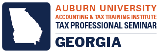 Tax Professional Seminar: Georgia