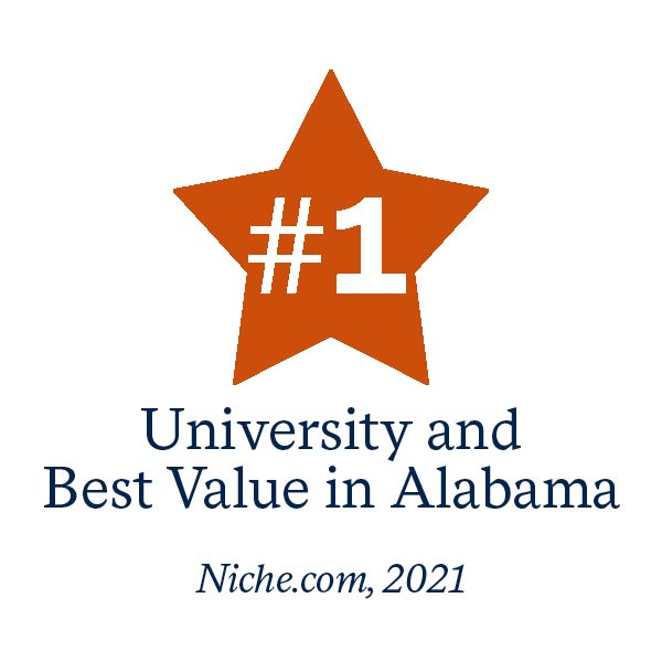 #1 University and Best Value