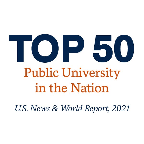 Top 50 Public University in the Nation